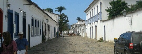 Paraty is one of Heloisa.