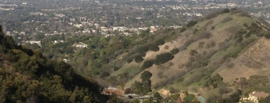 Mulholland Scenic Overview is one of Bruno goes to California.