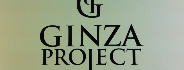 Ginza Prime Office is one of Ginza Project SPB.
