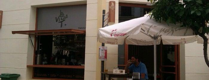 La Viña T is one of comidas.