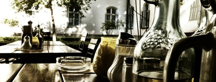 La Vecchia Masseria is one of Munich - eat & drink.
