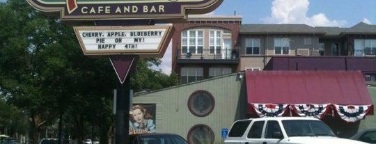 Annie's Cafe & Bar is one of GreenFax Around Town.