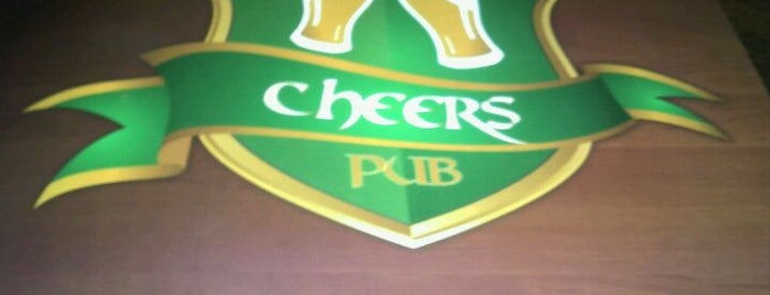 Cheers Pub is one of Bares.