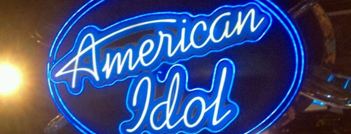 The American Idol Experience is one of Disney World!.