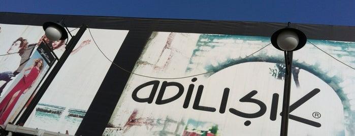 Adil Işık Grup is one of Shopping.