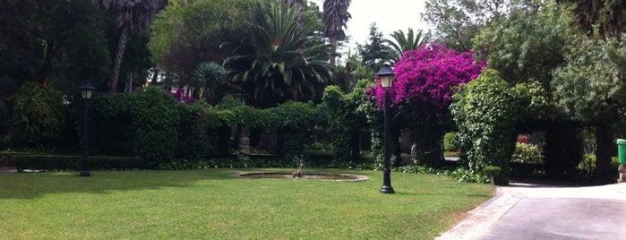 Jardim Municipal de Oeiras (Almirante Gago Coutinho) is one of TOP Oeiras.