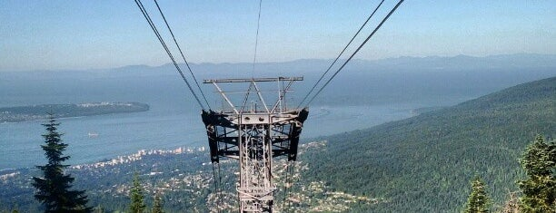 Grouse Gondola is one of Vancouver Events.