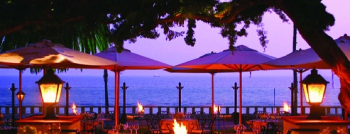 Four Seasons Resort The Biltmore is one of The 15 Best Places for Wine in Santa Barbara.