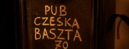 Czeska Baszta is one of Top 10 favorites places in Warszawa, Polska.