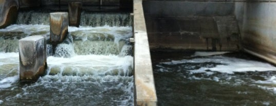 Fish Ladder Park is one of Parks/Outdoor Spaces in GR.
