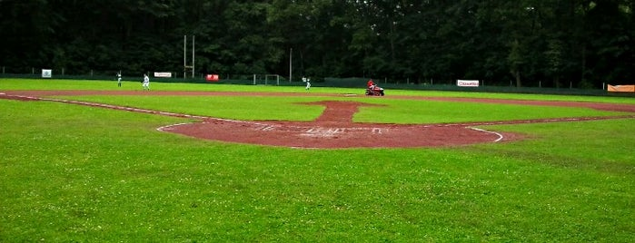 Circlewood Stadium is one of Baseball - 1. Bundesliga Nord und Süd.
