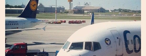 Hamburg Airport Helmut Schmidt (HAM) is one of Mein Deutschland.
