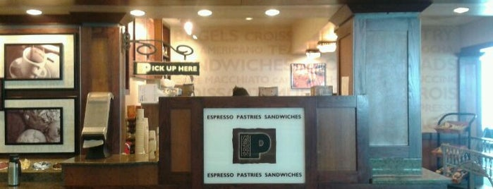 Peet's Coffee & Tea is one of Cincinnati Airport.
