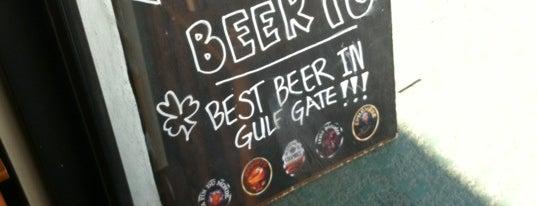 Mr. Beery's is one of Draft Magazine Best Beer Bars.