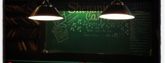 Shenanigan's is one of Desafio dos 101.