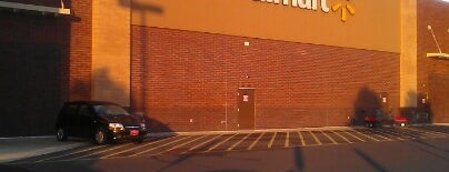 Walmart Supercenter is one of places.