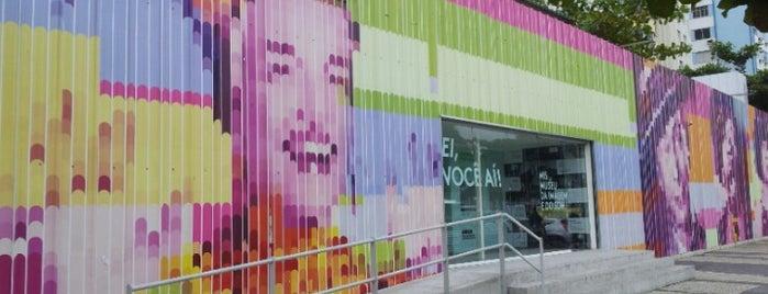 Museu da Imagem e do Som (MIS) is one of Rio 2013.