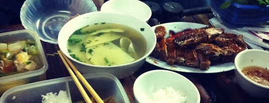Vịt Nướng Trần Quốc Toản is one of An uong.