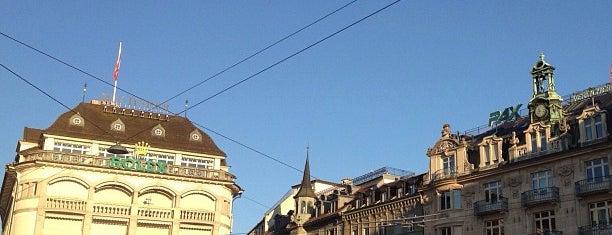 Schwanenplatz is one of Discover Lucerne.