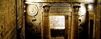 Catacombs of Kom El Shoqafa is one of Places To See Before I Die.