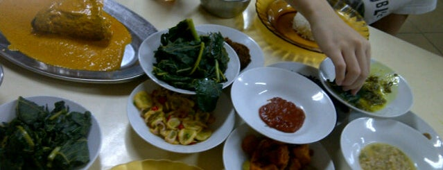 Rumah Makan Medan Baru is one of Favorite Food.