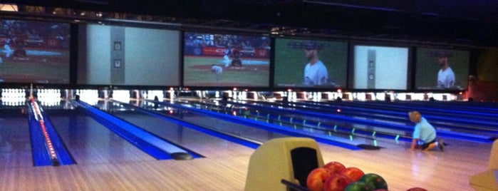 10Pin Bowling Lounge is one of Chicago, IL.