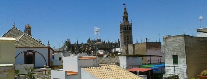 Hotel Murillo Centro Sevilla is one of 36 hours in... Seville.