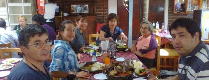 Restaurante La Greda is one of Bares, restaurantes y otros....