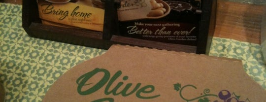 Olive Garden is one of The 15 Best Italian Restaurants in Orlando.