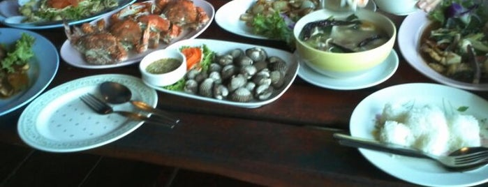 Iyara Seafood is one of TH.Eastern.