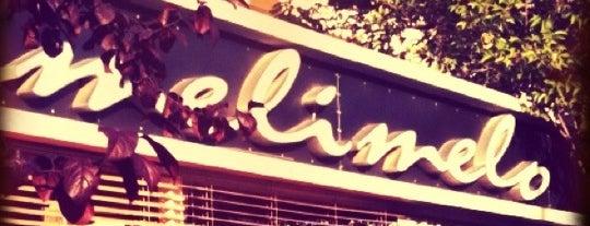 Meli Melo is one of WiFi keys @ Thessaloniki (East).