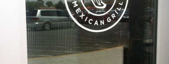 Chipotle Mexican Grill is one of My Faves.