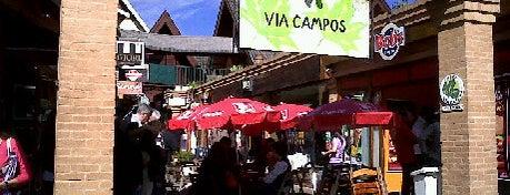 Via Campos is one of Os melhores passeios em Campos do Jordão.