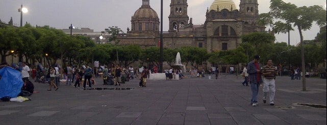 Plaza de La Liberación is one of Espectáculos @ GDL.