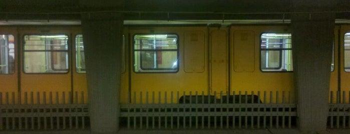 Mexikói út (M1) is one of Budapesti metrómegállók.