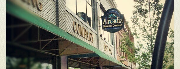 Arcadia Brewing Company is one of Michigan Breweries.