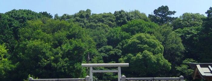 仁賢天皇 埴生坂本陵(野中ボケ山古墳) is one of 天皇陵.