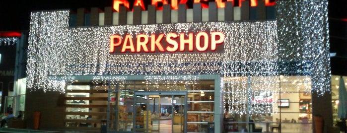 Parkshop Outlet is one of Restaurants.