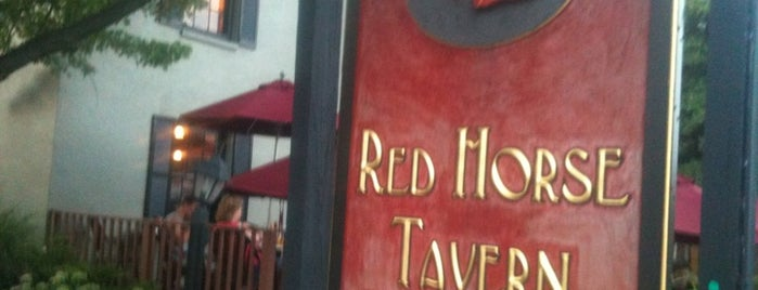Red Horse Tavern is one of Favorite spots close to home.