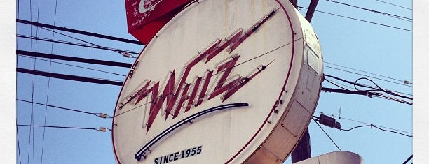 Whiz Burgers is one of SF Cheap Eats.
