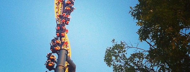 Vertical Velocity is one of ROLLER COASTERS.