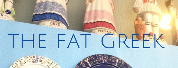The Fat Greek is one of Las Vegas Eats.