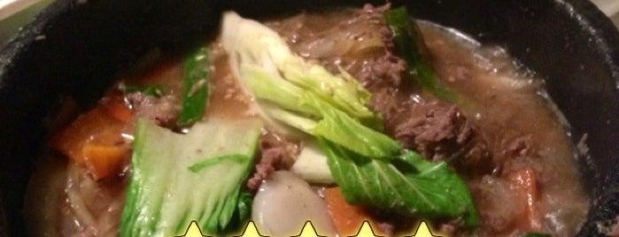 Soyo Korean Barstaurant is one of gluten free freedoms!.