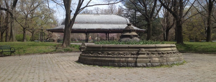 Prospect Park Oriental Pavilion is one of NYC - Brooklyn Places.
