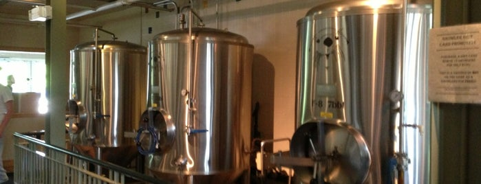 Gilded Otter Brewing Company is one of New Paltz Summer Break 2013.