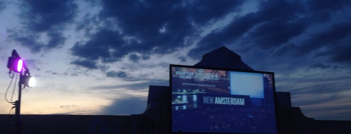 Rooftop Films @Industry City is one of NYC.