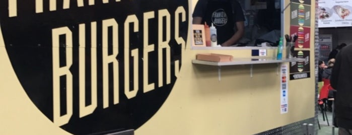 Franklin Burgers is one of Hamburguesas.
