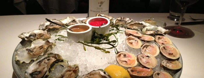 Farallon is one of $1 OYSTERS.