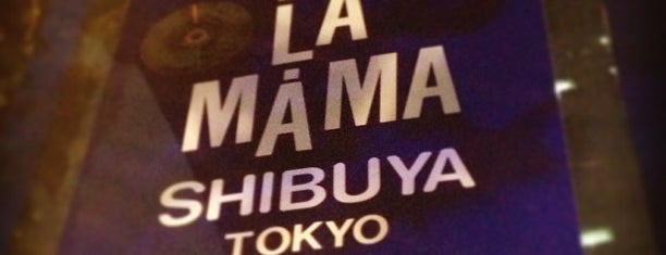 La.mama is one of GUYS IM GOING TO TOKYO.