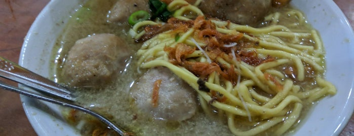 Bakso Solo Samrat is one of The 15 Best Family-Friendly Places in Jakarta.